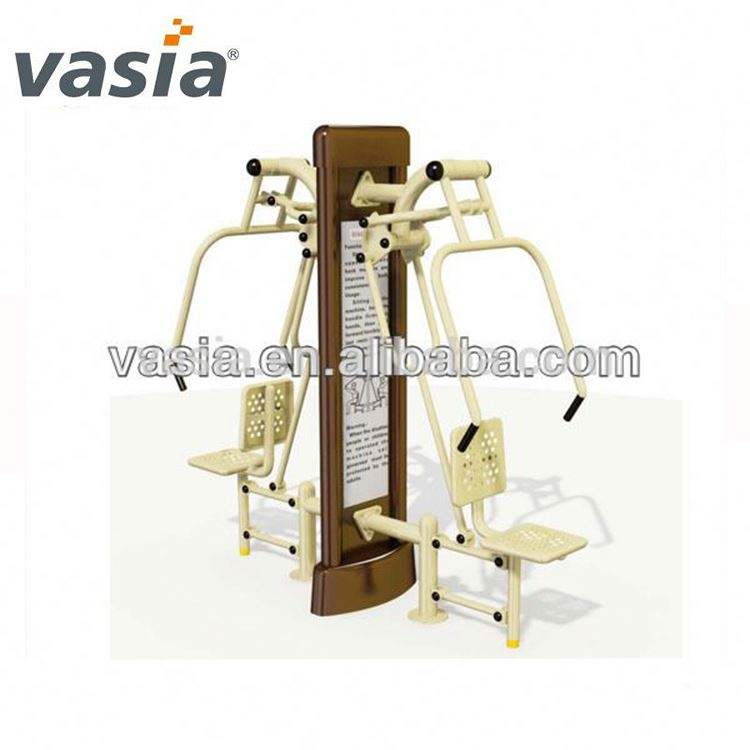 Double sit pull training device,Outdoor Fitness Equipment,hot gym fitness equipment