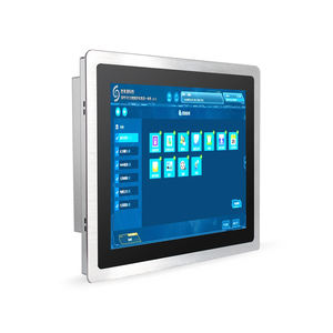 15.6 pollice monitor touch screen per il Chiosco macchina di automazione industriale 1080 p display
