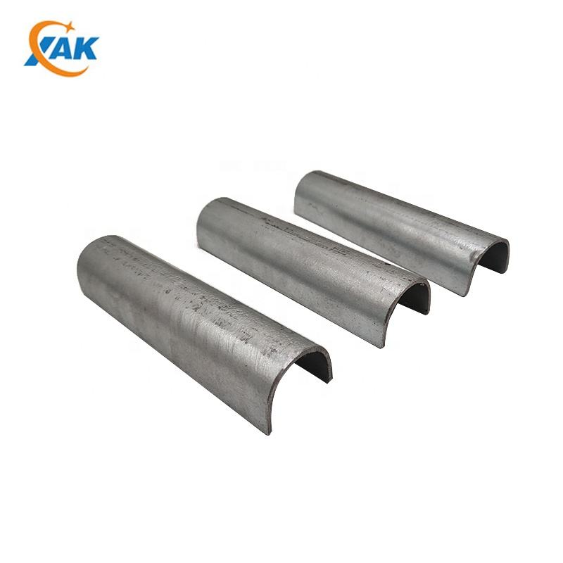 XAK OEM Cold Rolled / Cold Roll Formed Mild Carbon Steel C Channel U Channel Profile Manufacturer with High Quality
