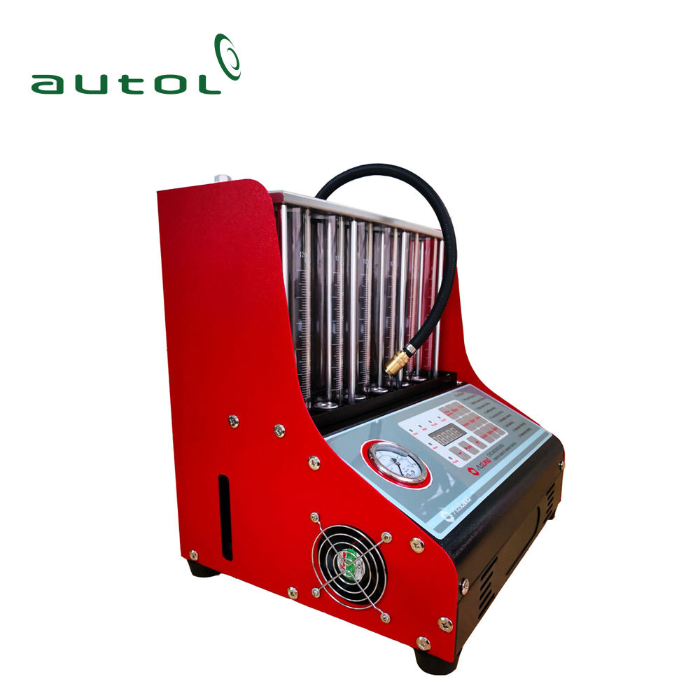 Fuel Injector Ultrasonic Cleaning Machine CNC-600 Fuel Injector CNC600 Injector Test Equipment