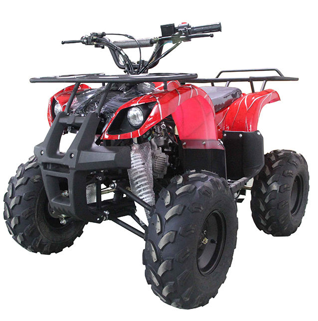 125cc ATV with 4 stroke engine