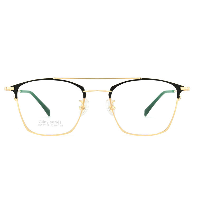 J-3022 Alloy Series Metal Optical Spectacles Frames in 51mm