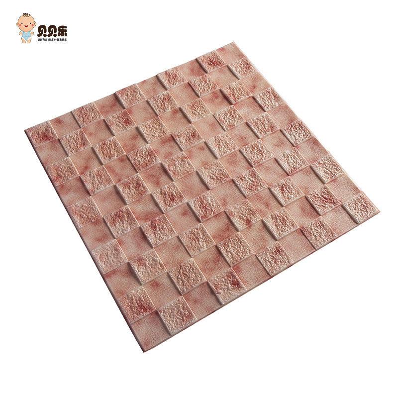 Confort natural cómodo suave XPe papel pintado 3D