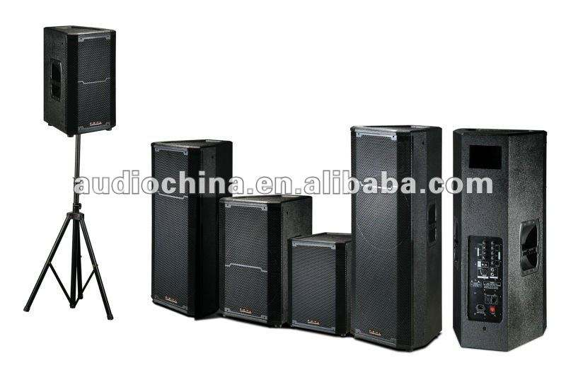 Audio speaker Dual speaker 15 polegadas PRX625 som made in china