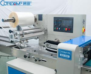 Automatic Disposable double wall Paper Cup Packing Machine