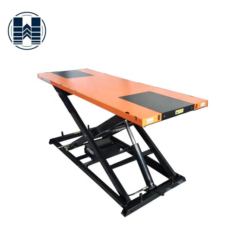 Howee lifting systems for tables motorcycle lift platform