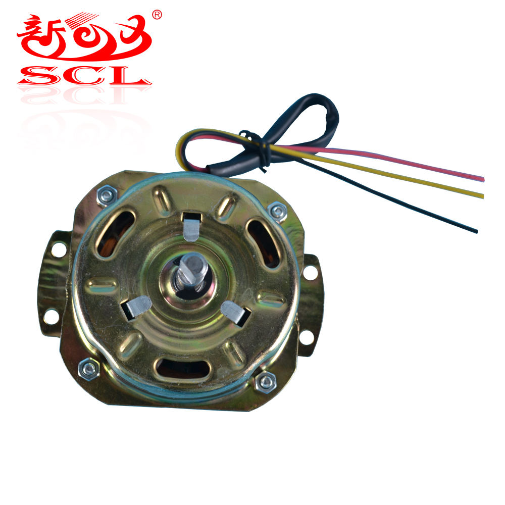 Exhaust Fan Motor Sunchonglic 14 Inches Pure Copper Wire 45W Electric Exhaust Fan Motor For 12 Inch Exhaust Fan Blade