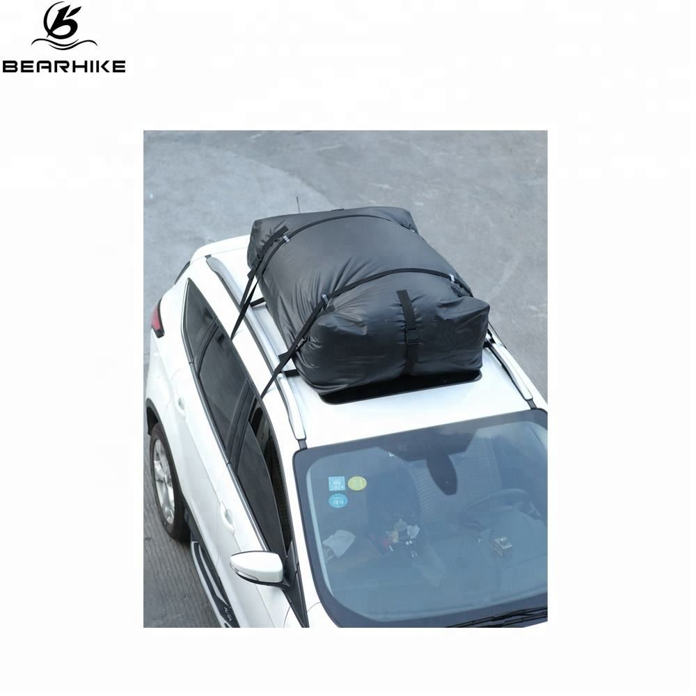 100% Waterproof Inflatable Car Roof Top Rack Cargo Carrier Storage Bag Cross Country