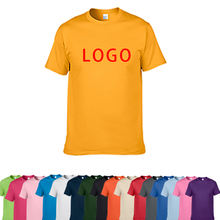 High Quality 100% Cotton Personalize Custom T shirt Printing For Men