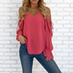 Summer New Women Blouse Ladies Loose T-shirts European Lace Tops