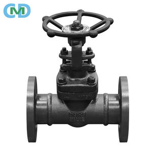 Forged Steel A105N 1 1.5INCH Class 150 Bolting Bonnet Gate Valve