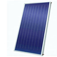 Blue Titanium Copper Pipe Flat Plate High Efficiency Solar Collector with Aluminum Frame