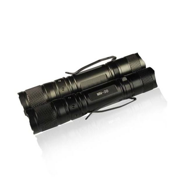 Militer taktis <span class=keywords><strong>Q5</strong></span> CR123 EDC mini torch