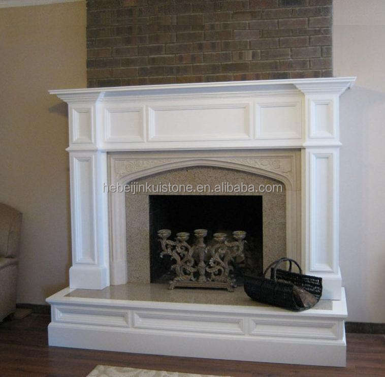 Nature stone granite & marble fireplace cast iron prices