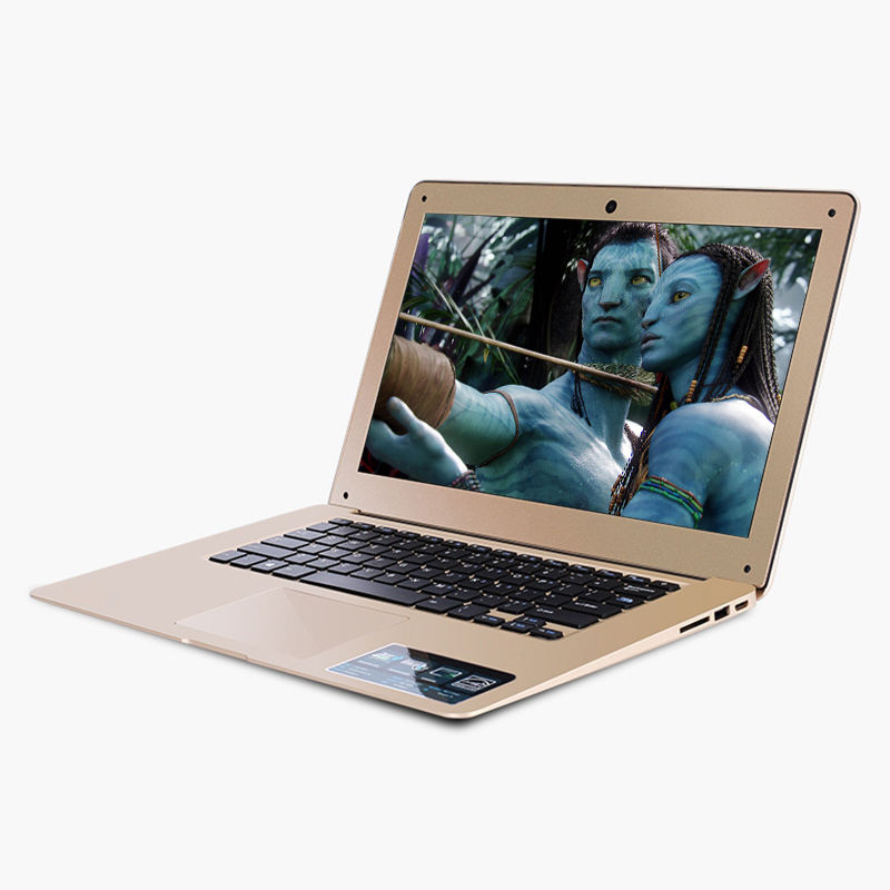 Wholesale electronics bulk buying cheap notebook laptop computer 14inch intel core 4gb 64gb windows10 system fast running laptop