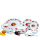 Food grade melamine ware 48Pcs dinner set