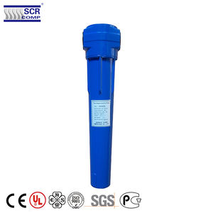 Presisi 0.01 Aktif Adsorpsi Karbon Compressed Air Filter untuk Kompresor (SCR-H)