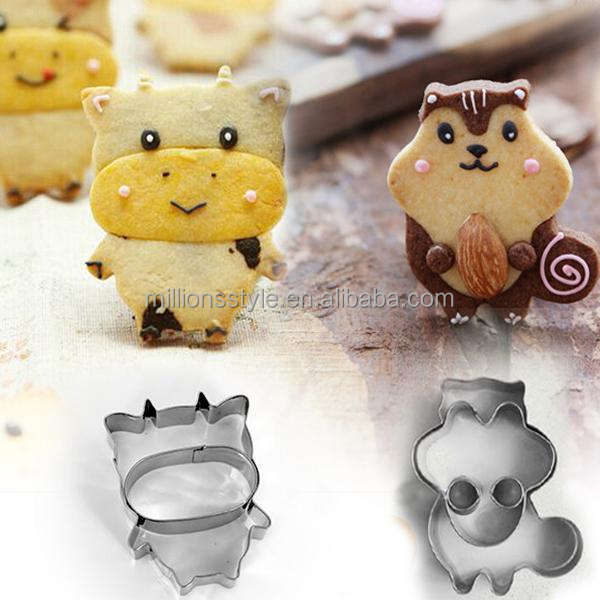High quality stainless steel custom cookie cutters from China