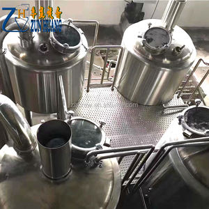 Micro brewery 1000L 2000L Industrial beer brewery equipment for beer factory and craft beer plant