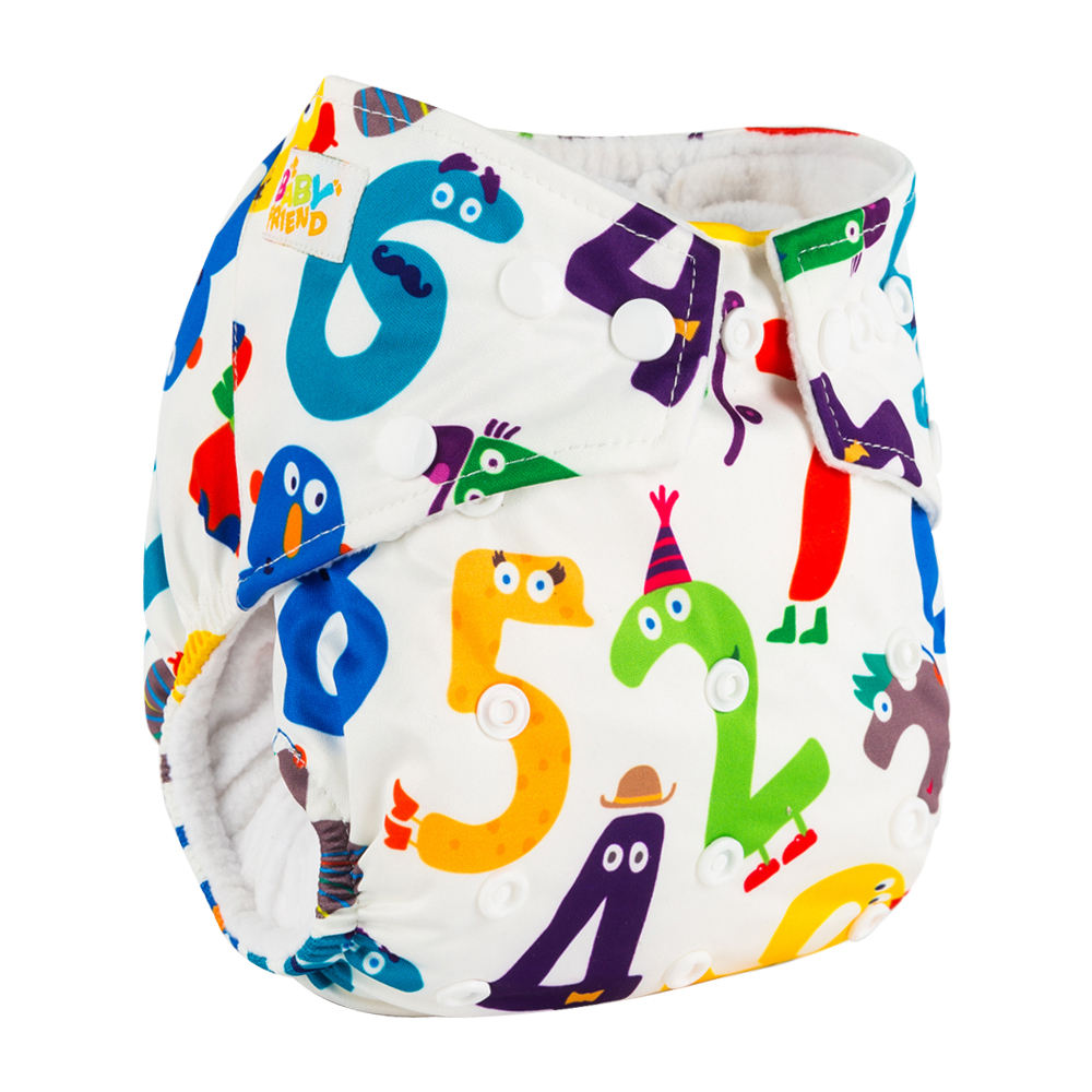 Best Baby Cloth Nappies Pampering Reusable Diapers Wholesale with Free Washable Diapers samples