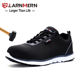 Larnmern anti static safety shoes Lightweight Breathable Reflective safety steel toe shoes for construction safety shoes