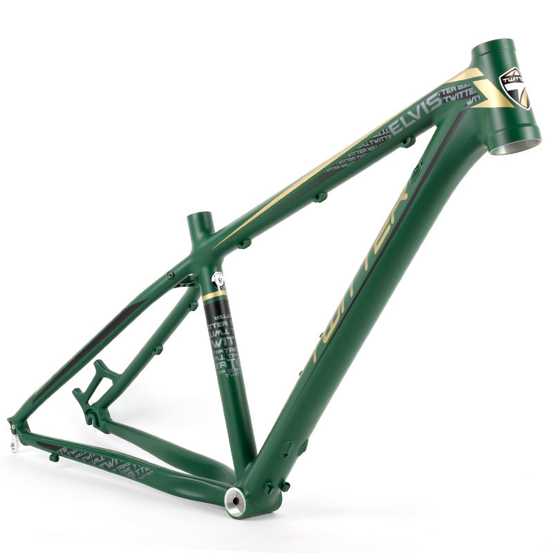 EN standard OEM cheap aluminium 1.68kg 26er 27 5 mtb frame With most popular Tapered 44*56mm Head Tube