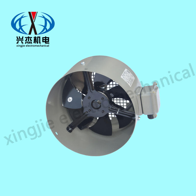 3 phase Motor forced cooling fan 220V/380V cooling fan for variable frequency motor G-132A