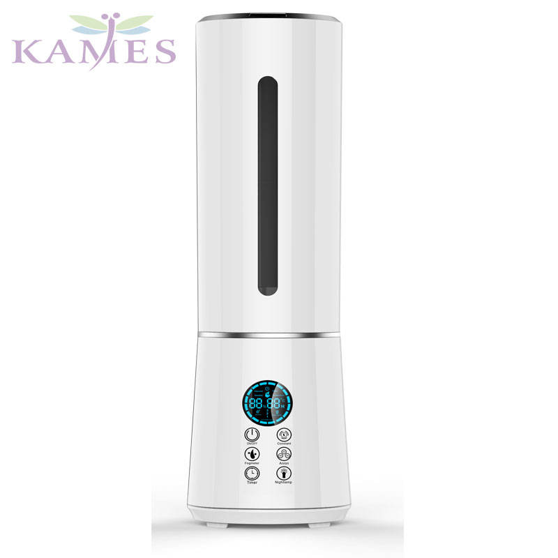 4L Touch Control Cool Mist Humidifier Ultrasonic Intelligent air Ultrasonic Humidifiers for Bedroom