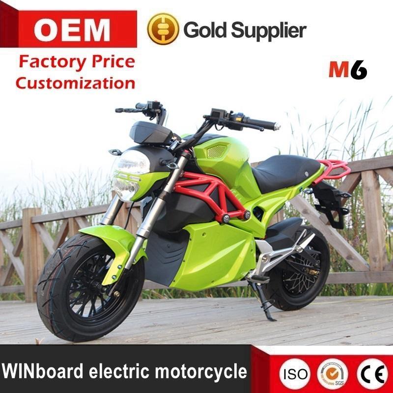 WINboard M6 fast & furious velocidade máxima de 85 km/h adulto motocicleta elétrica 72 V 20AH 2000 W