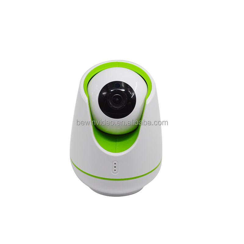 HD cámara IP inalámbrica de detección de movimiento-altavoz micrófono de seguridad Cam Video Monitor para niños monitor