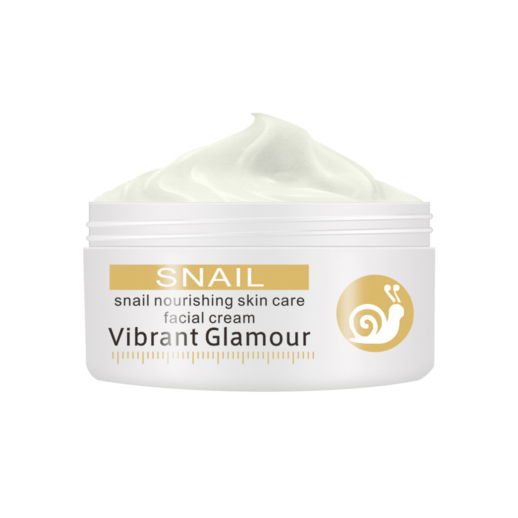 Snail Nourishing Skin Care Facial Cream Whitening Moisturizing Anti Aging Anti Wrinkle Snail Serum Day Cream