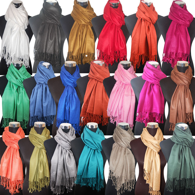Wholesale women shawl pasmina scarf pashmina