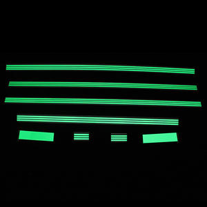 Free sample glow in the dark luminescent pigment road marking paint