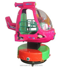kids coin operated simulator Crazy Kart amusement kiddie ride for sale