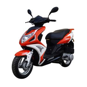 K6 Wholesale Products New Gas Motorcycle 150CC Gasoline Scooter