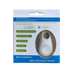 Bluetooth anti-lost key finder