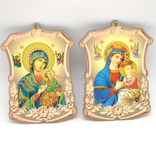 Hot Sale Orthodox Wood Saints Picture Icons