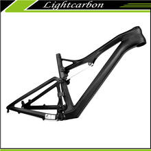27.5ER full carbon suspension mountain bike frame with Vpp suspension System LCFS705
