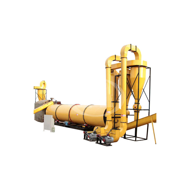 Big Capacity Coir Pith Fiber Powder Dryer Drying Unit Machine
