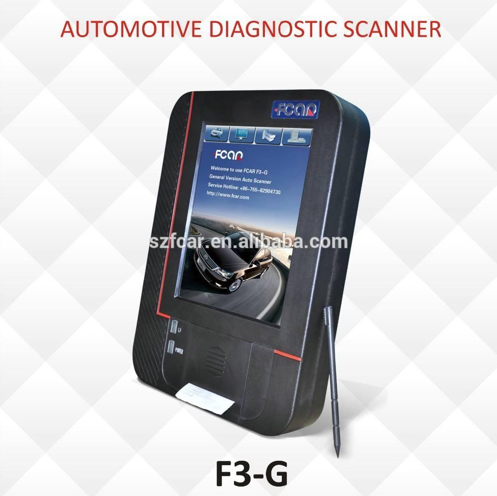 Universal auto ferramentas de diagnóstico FCAR F3-G para Asian europeia americano automotive diagnostic scanner