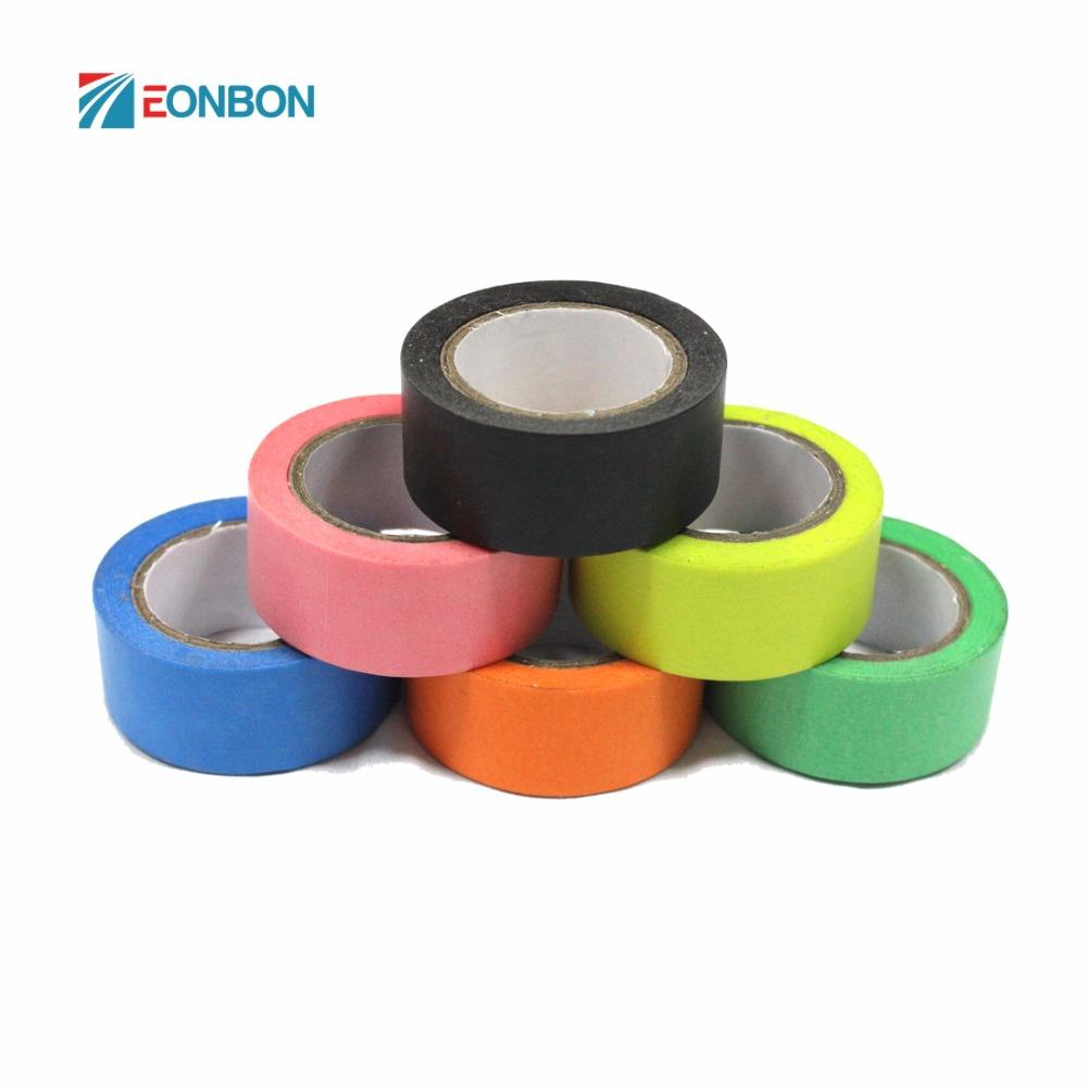 EONBON Sampel Gratis Colorful Dekorasi Kustom <span class=keywords><strong>Membuat</strong></span> Washi Pita