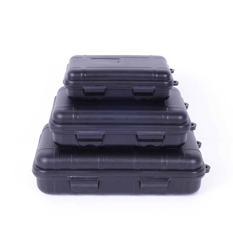 Yiwu Jiju 2019 China Supplier Hot Selling Stocked Air Tight Waterproof Tool Cases With Foam For Military Air Tight Case