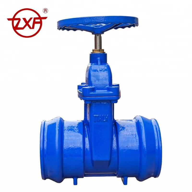 Ductile Iron socket gate valve for water distribution