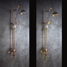 Factory direct selling european style faucet corner shower
