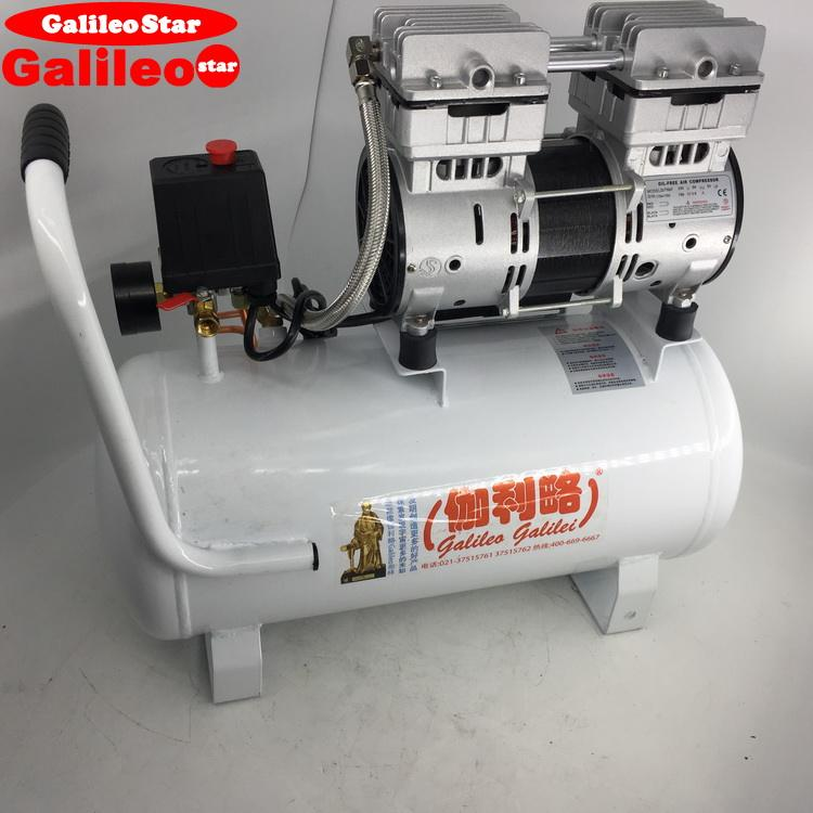 GalileoStar4 air compressor 5kw rechargeable portable air compressor