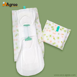 Female Period Pad Negative Ion Herbal Medicated Sanitary Napkin
