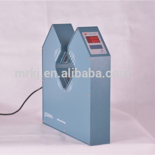 two axis laser gauge diameter measuring instrument