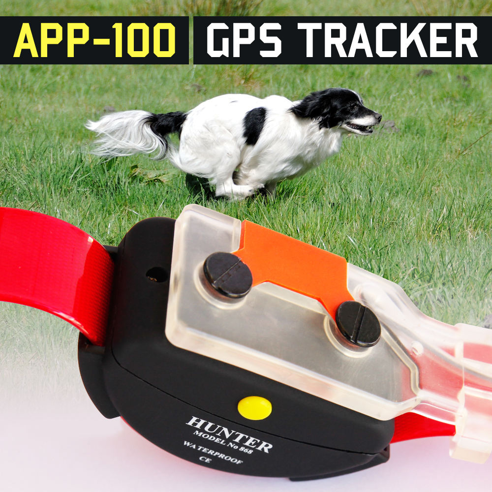 DOG GPS TRACKER COLLAR WATERPROOF PET GPS