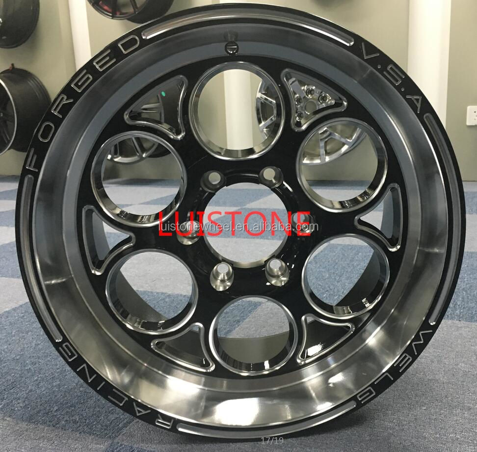 car wheel rim 4x4 18inch 18x9.5 luistone factory of L1263