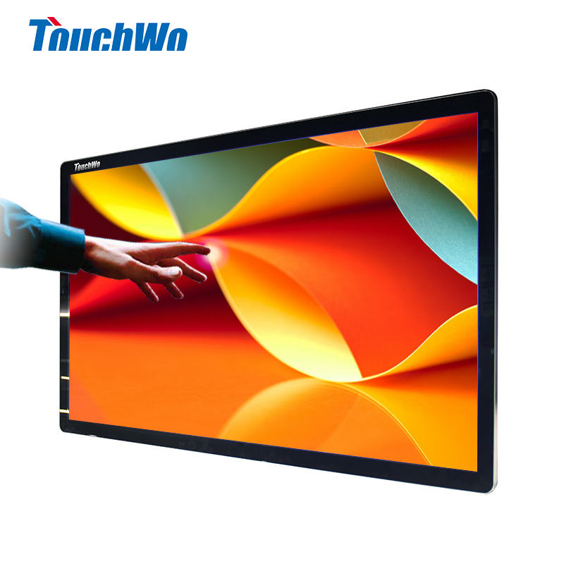 32 42 55 inch display lcd IR touch screen all in one computer / android touch screen single board computer